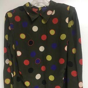 Rad 80's blouse